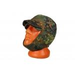 Зимняя шапка бундесвер флектарн