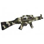 Пистолет-пулемет HK MP5 стреляющий