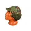 Зимняя шапка расцветки вудленд