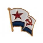 Фрачный значок «ВМФ СССР»