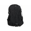 Чёрный тактический рюкзак 20 л.