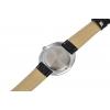 Часы полярные чёрный циферблат