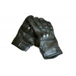 Тактические перчатки со вставками