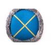 Папаха Генеральская (голубой верх)