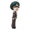 Сувенирная кукла «Пограничные войска»