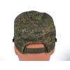 Полевая кепка с вышитой кокардой