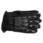 Тактические перчатки со вставками (летние)