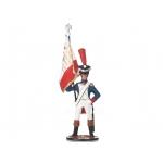 Фигурка «Гренадер линейной пехоты со знаменем»