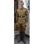 Повседневная форма солдат СССР