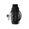 Часы водолазные серебристые (белый циферблат)
