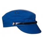 Пилотка речного флота (синяя)
