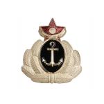 Кокарда ВМФ Казахстана