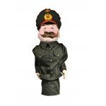 Сувенир Генерал майор армии (чехол под бутылку)