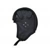 Шлем ВДВ с рёбрами (черный)